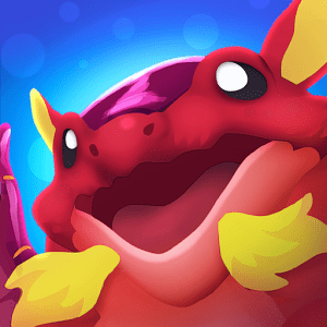 Drakomon Battle & Catch Dragon Monster v1.1 MOD APK